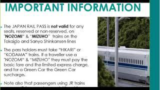 Rail Expert India - Japan Rail Pass
