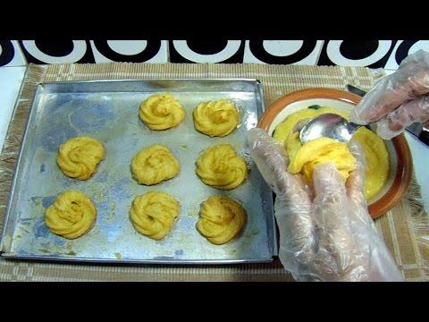 Video Resep Cara Membuat Kue Sus Isi Vla