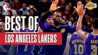 Lakers get 1st Win in Phoenix.. Best Plays of the Night
