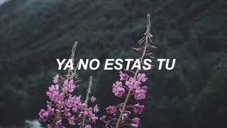 MORAT   Ya No Estas Tu (LETRA)
