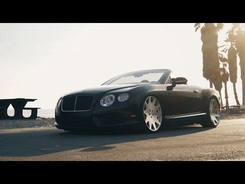 MRR HR3 WHEELS: Bentley Continental GT Convertible