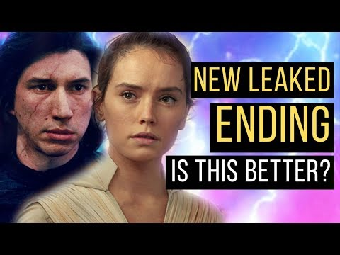 NEW Leaked Details About Kylo Ren's Ending in Episode 9 Reshoots