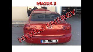 Mazda 3 hidrojen yakıt sistem montajı