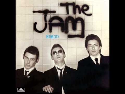 The Jam - In The City video