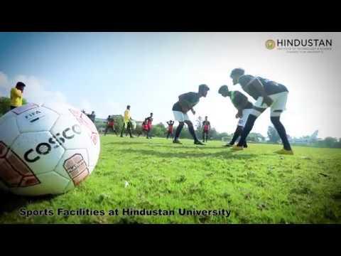 Sports at Hindustan University