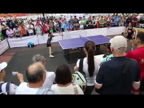 Теннисный Марафон