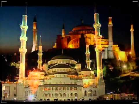 очень красивый утренний азан в Турции