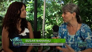 Susan Maharaj Interview