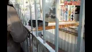 Челябинские ларьки суровые и беспощадные / food kiosk in russia