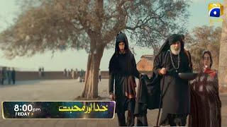Khuda Aur Mohabbat Season 03 Episode 28 Teaser Promo Review By Showbiz Glam