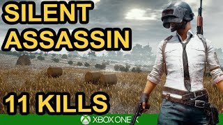 SILENT ASSASSIN / PUBG Xbox One X