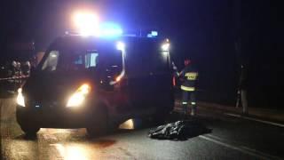 Śmiertelny wypadek w Tylawie