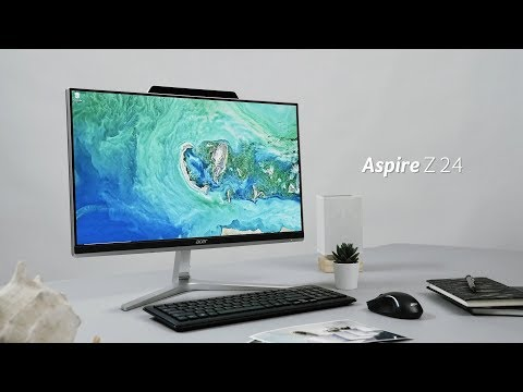Hands-on with the Aspire Z 24 All-in-One Desktop | Acer