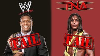10 Wrestlers Who FAILED in Both WWE & TNA! (Where Are They in 2018) | Kholo.pk