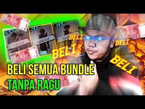 DYLAND PROS LANGSUNG BELI SEMUA BUNDLE BARU TANPA RAGU!! - Free Fire Indonesia #39