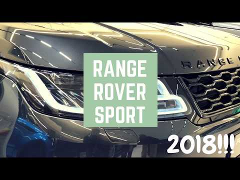 The New Range Rover Sport 2018 FULL REVIEW   Interior and Exterior