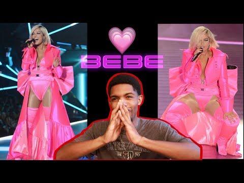 HOT 🔥🔥 Bebe Rexha - I'm A Mess Victoria's Secret 2018 Fashion Show | Reaction