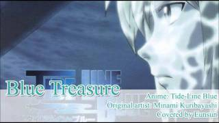 Tide-lineBlue-BlueTreasure
