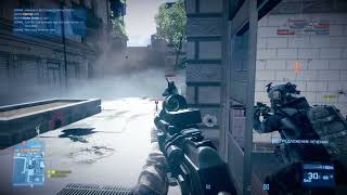 Chilling on Metro | Battlefield 3 Montage