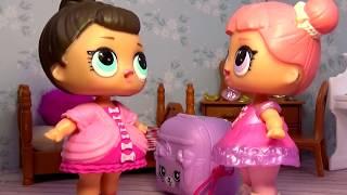 Куклы ЛОЛ ХИТРАЯ ДЕВОЧКА LOL Surprise #Игрушки #Сюрпризы мультики для детей Вероничка Lalaloopsy