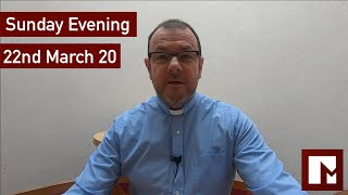 22nd March – PM
