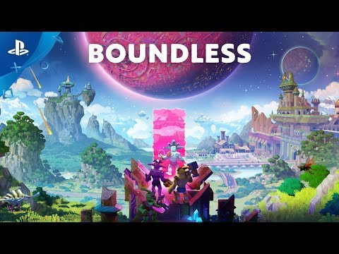 Boundless - Launch Date Trailer | PS4 thumbnail