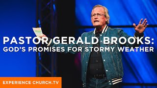 God's Promises For You In The Middle Of A Storm : Pastor Gerald Brooks