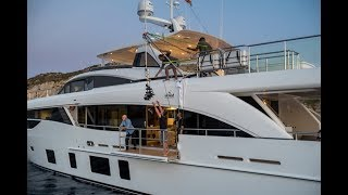 BEHIND THE SCENES - PRINCESS YACHTS - M CLASS MOVIE