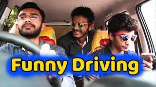Gujju Driving | Pagal Gujju