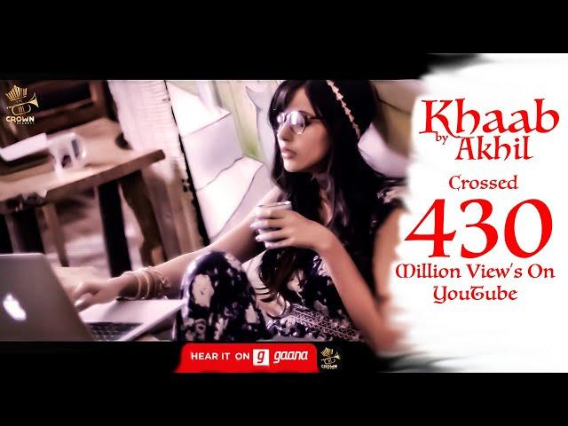 Khaab Akhil New Punjabi Song 2016 Feat Parmish Verma Crown