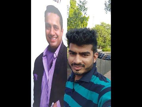 Vivek Bindra live at INDIRA GANDHI STADIUM, NEW DELHI #Student leadership