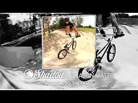 Jason Watts Welcome to the Shadow Family