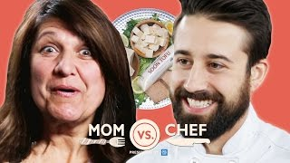 Mom Vs. Chef: Battle Tofu // Sponsored By New York Life