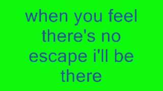 i'll be there faith evans w/ lyrics