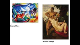 Lunchbox Lecture: Lindsey Barnes: Hitler's Degenerate Art Exhibit Of 1937