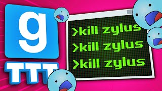 WHO IS THE CONSOLE KILLER?! | Gmod TTT