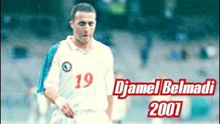 Djamel Belmadi -Algérie-  (jolie But face a la Namibie) 2001