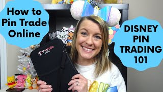 Disney Pin Trading 101 | How To Pin Trade Online