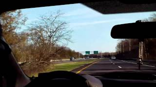 I-78 East to I-287 South to Perth Amboy (Exit 29)