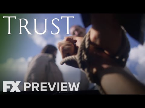 Trust Season 1 Teaser 'Difficult Preview'