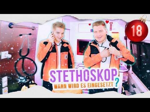 Rettungsdienst: Stethoskop