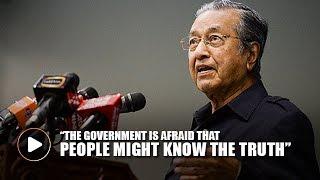 Mahathir: Malaysia jadi macam Korea Utara bawah Najib