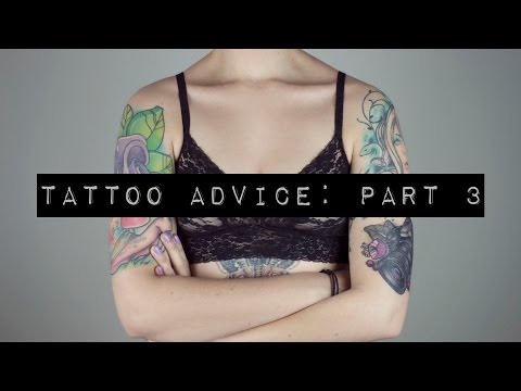 Tattoo Advice Part 3: Script And Writing Mp3