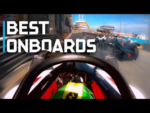 2019 Monaco E-Prix | Best Onboards Compilation