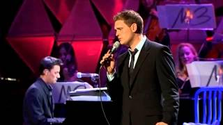 Michael Boublé - Home & For Once In My Life (LIVE) HD
