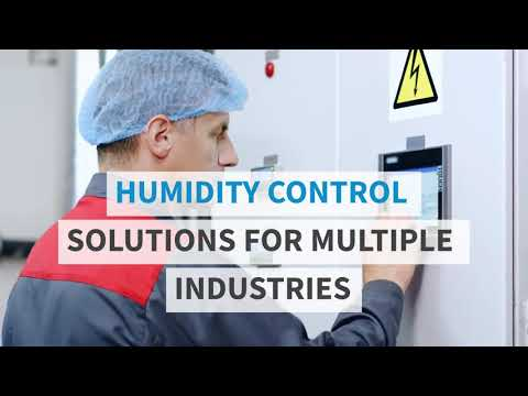 Video thumbnail for Specialized Dew Point and Humidity Control Systems