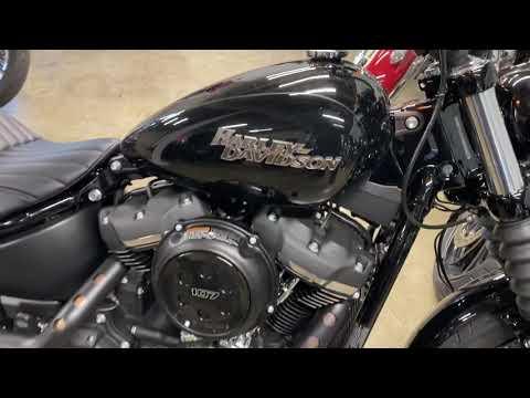 2019 Harley-Davidson Street Bob® in Muskego, Wisconsin - Video 1