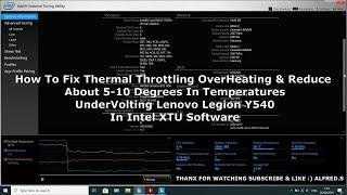 8750h undervolt values - TH-Clip
