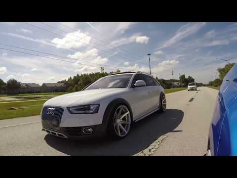 Insane BAGGED Audi All-Road// review, Car Feature Episode 1!!