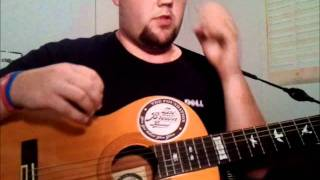 How To Play The Sic Em On A Chicken Zac Brown Band Solo